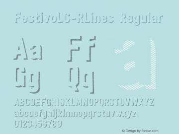 FestivoLC-RLines