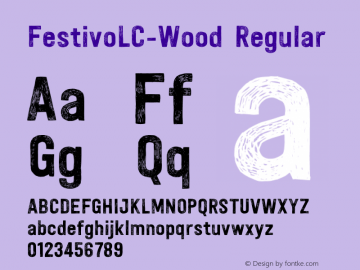 FestivoLC-Wood