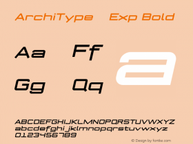 ArchiType Exp