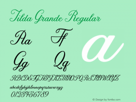 Tilda Grande