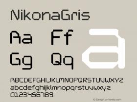 NikonaGris