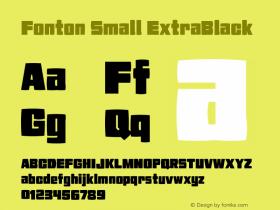 Fonton Small