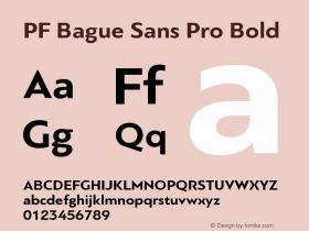 PF Bague Sans Pro