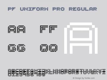 PF Uniform Pro