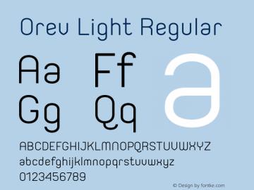 Orev Light