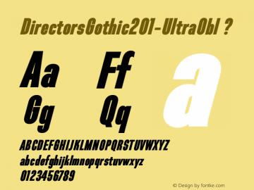 DirectorsGothic201-UltraObl