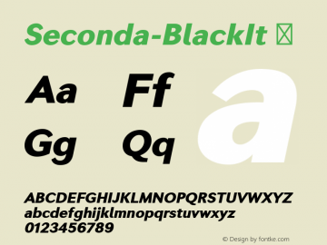 Seconda-BlackIt