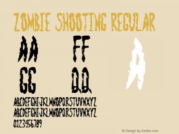 Zombie Shooting