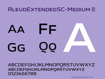 RleudExtendedSC-Medium