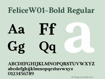 Felice-Bold