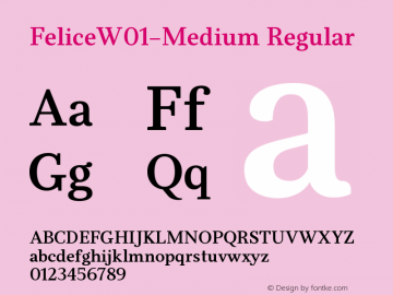 Felice-Medium