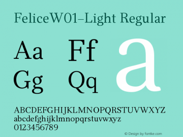 Felice-Light