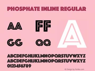 Phosphate Inline