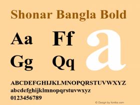 Shonar Bangla
