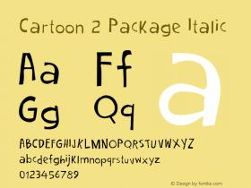 Cartoon 2 Package
