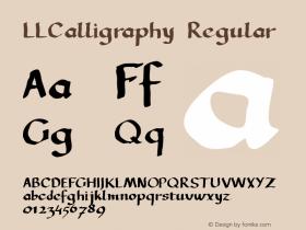 LLCalligraphy