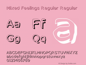 Mixed Feelings Regular
