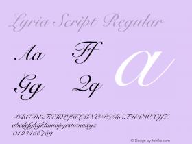 Lyria Script