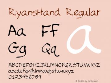 RyansHand