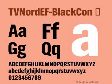 TVNordEF-BlackCon