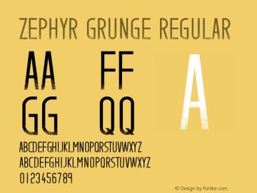 Zephyr Grunge