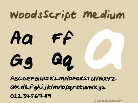 WoodsScript