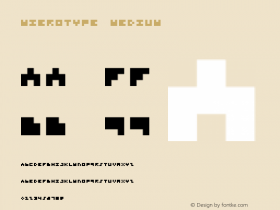Microtype