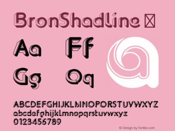 BronShadline