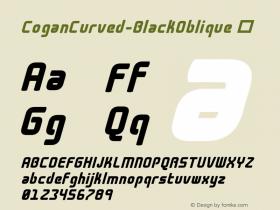 CoganCurved-BlackOblique