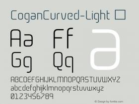 CoganCurved-Light