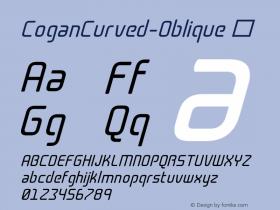 CoganCurved-Oblique