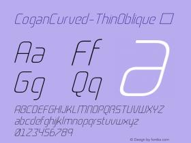 CoganCurved-ThinOblique