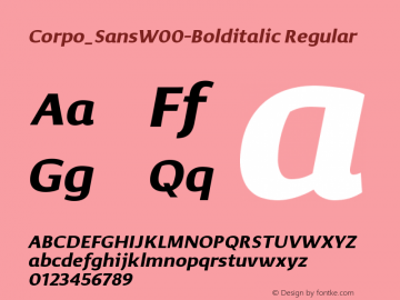 Corpo_Sans-Bolditalic