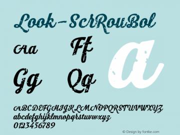 Look-ScrRouBol