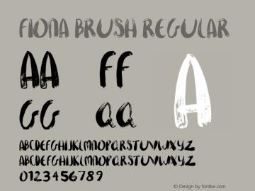 FIONA BRUSH