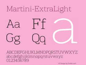 Martini-ExtraLight