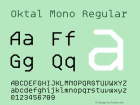 Oktal Mono