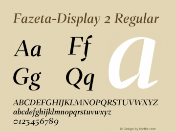 Fazeta-Display 2