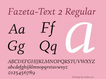Fazeta-Text 2