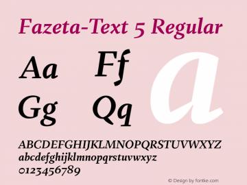Fazeta-Text 5