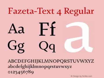 Fazeta-Text 4