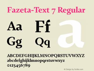Fazeta-Text 7