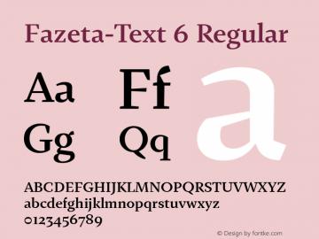 Fazeta-Text 6