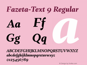 Fazeta-Text 9