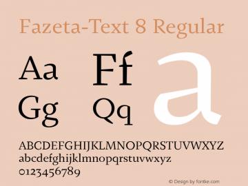 Fazeta-Text 8