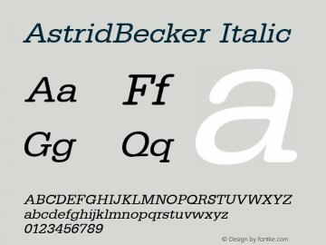 AstridBecker
