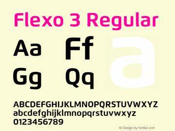 Flexo 3