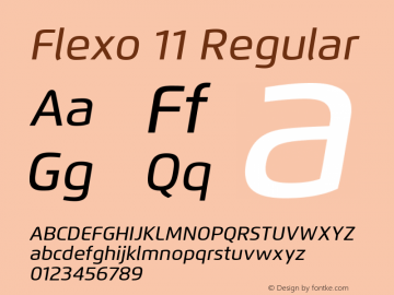 Flexo 11