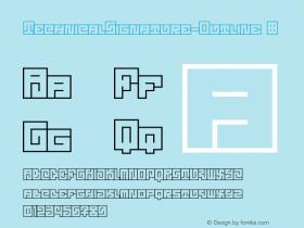 TechnicalSignature-Outline