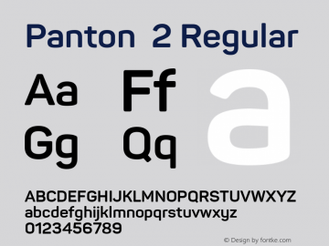 Panton 2